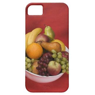 Cuenco de frutas frescas iPhone 5 Case-Mate cárcasa