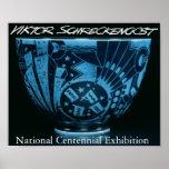 Cuenco del jazz de Victor Schreckengost Nueva York Impresiones