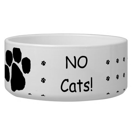 Cuenco del mascota - patas ningunos gatos tazones para perrros