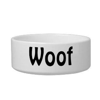 Cuenco del perro del tejido comedero para mascota