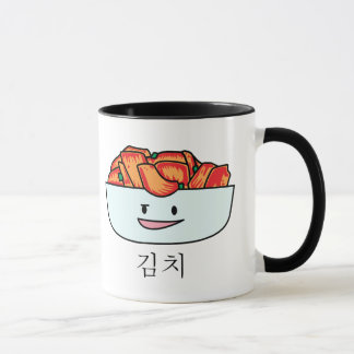 Cuenco feliz de Kimchi Kimchee - diseños felices