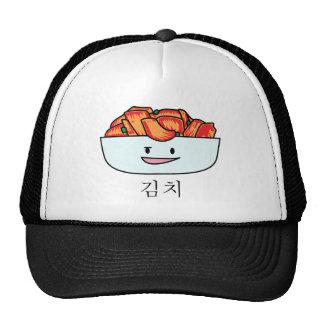 Cuenco feliz de Kimchi Kimchee - diseños felices Gorro De Camionero