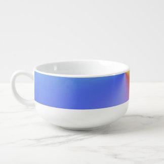 Cuenco para sopa de la petición del diseño