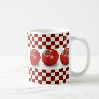 Cuenco para sopa del tomate taza básica blanca