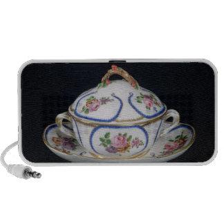 Cuenco y placa, 1764 de Sevres iPhone Altavoces