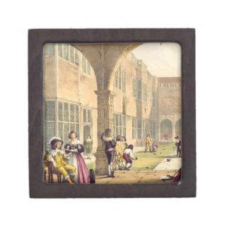 Cuencos en la terraza en Bramshill en 1600 de A Caja De Joyas De Calidad