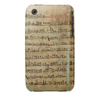 Cuenta de la batalla de Qadesh, dada a Siria cerca Case-Mate iPhone 3 Funda