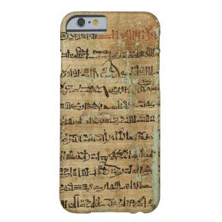Cuenta de la batalla de Qadesh, dada a Siria cerca Funda Para iPhone 6 Barely There