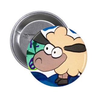 Cuenta de ovejas pin