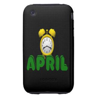 Cuenta descendiente tough iPhone 3 carcasas
