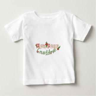 Cuenta descendiente tshirt