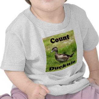 Cuenta Duckula Camisetas
