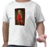 Cuenta Galeatius Secco Suardo c.1710-20 Camiseta