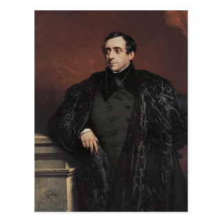 Cuenta Jenison Walworth de Francisco Xaver Winterh Tarjeta Postal