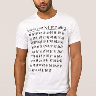 Cuenta obsesiva del desorden OCD Camisas