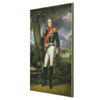 Cuenta Pozzo di Borgo, 1824 de Charles-Andre Lona Envuelta Para Galerias