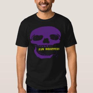 Cuentagotas del mandíbula púrpuras playeras