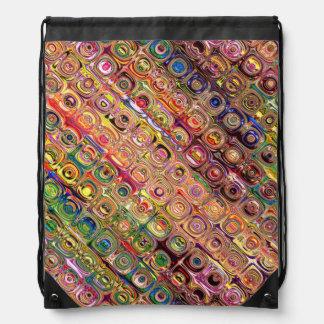 Cuentas de cristal espectrales mochila