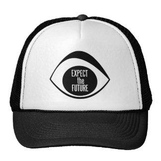 Cuente con el futuro gorra