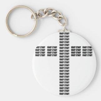 Cuento de hadas cristiano llaveros