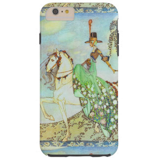 Cuento de hadas de princesa Minon Minette Funda De iPhone 6 Plus Tough