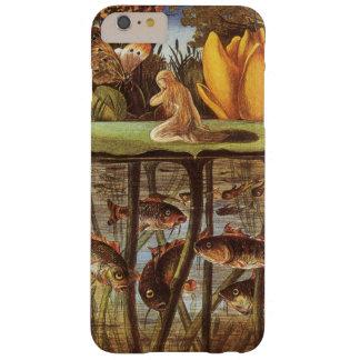 Cuento de hadas de Thumbelina del vintage, Eleanor Funda Barely There iPhone 6 Plus