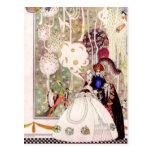 Cuento de hadas del Bluebeard de Kay Nielsen Postales