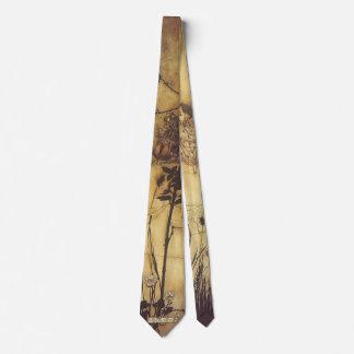 Cuento de hadas del vintage, la cuerda tirante de corbata