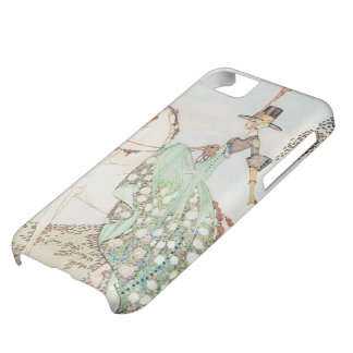 Cuento de hadas del vintage, princesa Minette, Kay Funda Para iPhone 5C