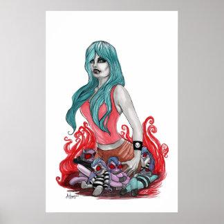 Cuento de hadas gótico 03 poster