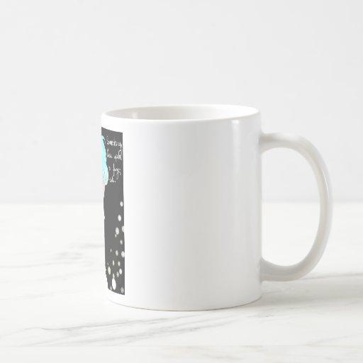 Cuento de hadas tazas de café