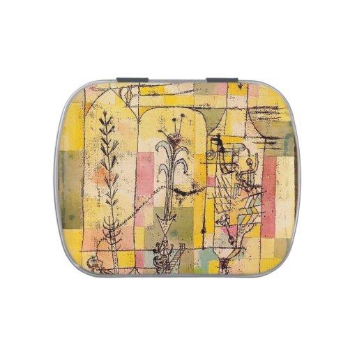 Cuento de Paul Klee- de Hoffmann Latas De Dulces
