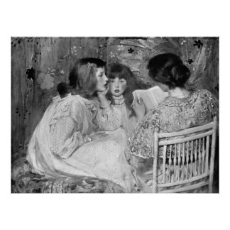 Cuentos de hadas 1895 póster