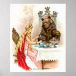 Cuentos de hadas clásicos - belleza y la bestia posters