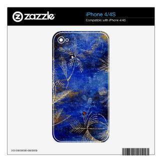 Cuentos de hadas de Paul Klee Calcomanías Para El iPhone 4
