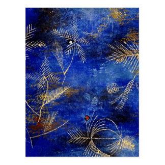 Cuentos de hadas de Paul Klee Postales