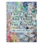 Cuentos de hadas y otras historias verdaderas de e libro de apuntes