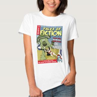 Cuentos de la ficción 4 remera