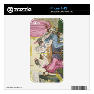 Cuentos de la maravilla - esta tentativa de descri iPhone 4 skin