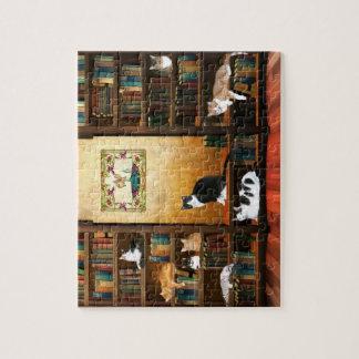 Cuentos del gato puzzle con fotos