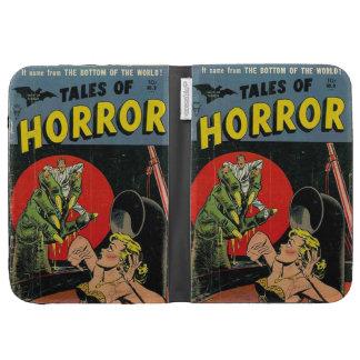 Cuentos del horror cómicos