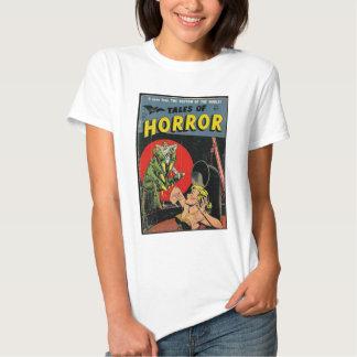 Cuentos del horror cómicos polera