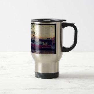 Cuentos del país y rastros del hobo taza de café