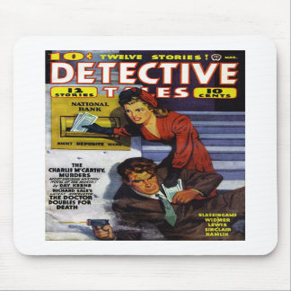 """Cuentos detectives"" Mousepad"