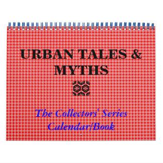 CUENTOS y MITOS URBANOS la serie de los colectores Calendario De Pared