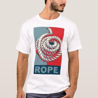 """Cuerda - camiseta de la parodia de la """"esperanza"""""""