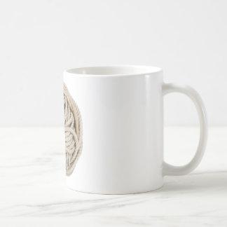 cuerda taza de café