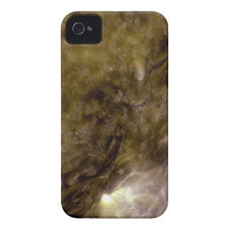 Cuerdas del flujo el Sun Case-Mate iPhone 4 Cobertura