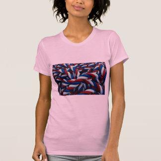 Cuerdas en una foto de la nave de Terranova Camisetas