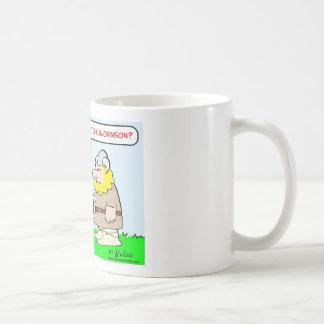 cuernos de vikingos que molestan taza